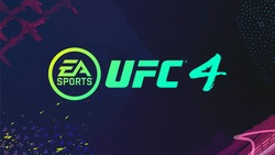 بازی UFC 4 در ابوظبی جریان دارد