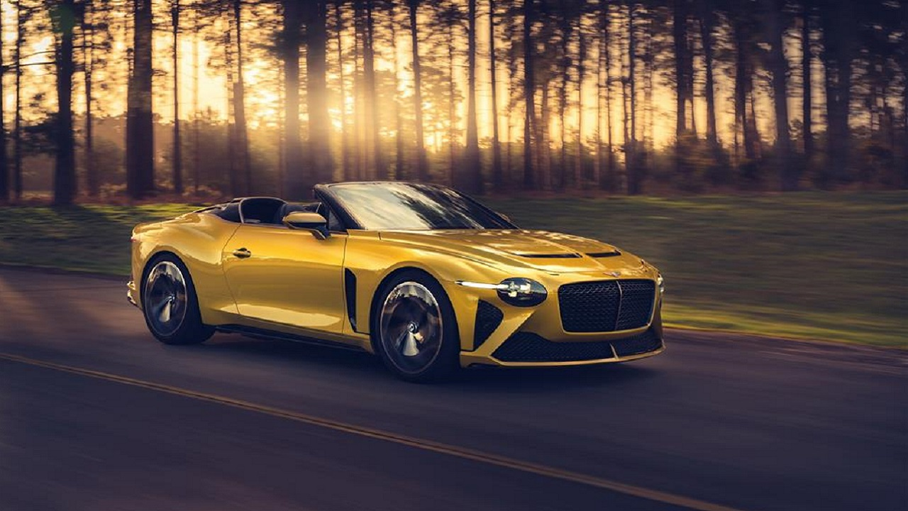معرفی خودروی باکالار/ استفاده از سنگ و چوب در طراحی داشبورد خودروی جدید بنتلی